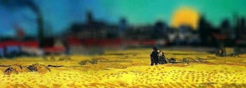Tilted Van Gogh
