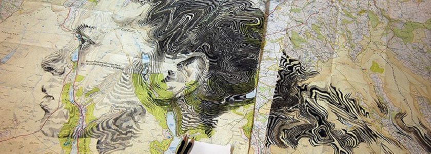 Topographic portraits