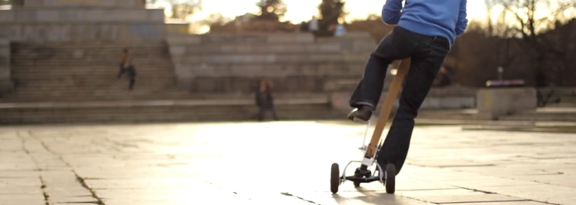 The next bike scooter segway thing?