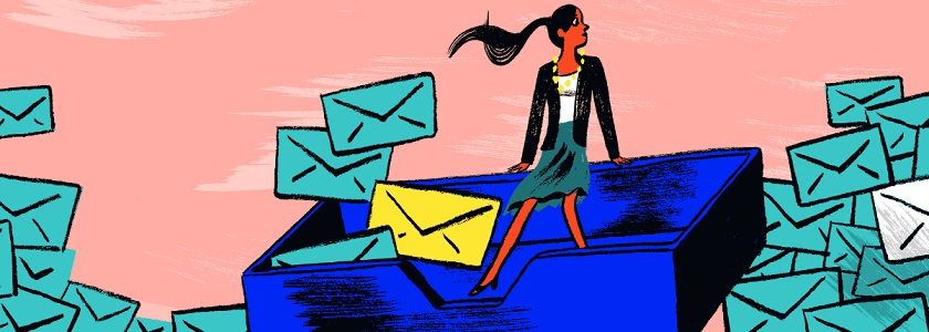 Love it or hate it, email's not going anywhere