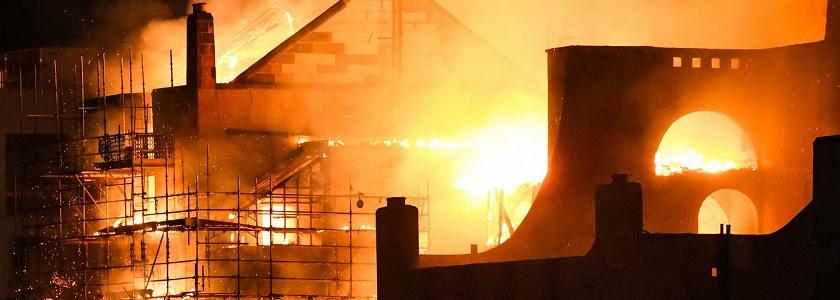Glasgow School of Art devastated by fireagain