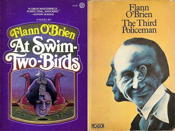 flann-o-brien-books