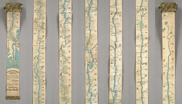 ribbon-map