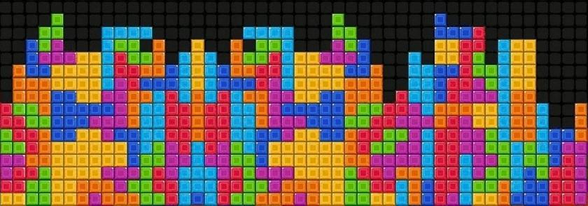 Tetris: blocks andbalalaikas