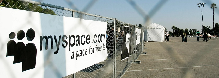 MySpace isn't your space anymore