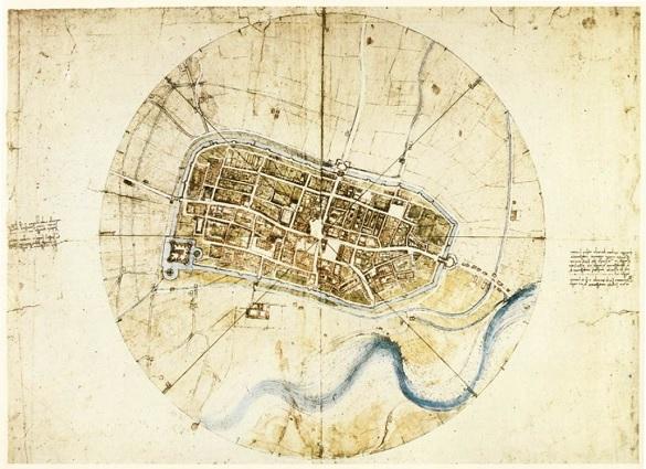 da-vinci-the-map-maker