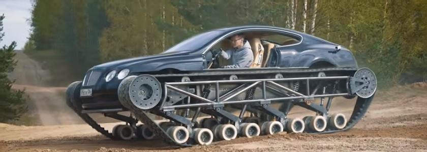 A Bentley on the FuryRoad