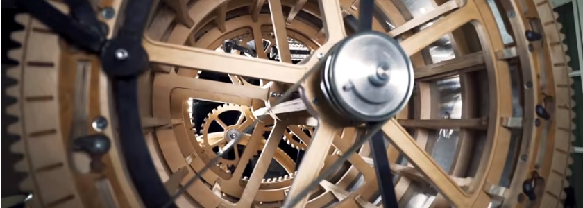 Mechanical, musical marvels
