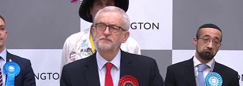 Corbyn's fault