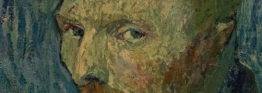 An unsettling self-portrait
