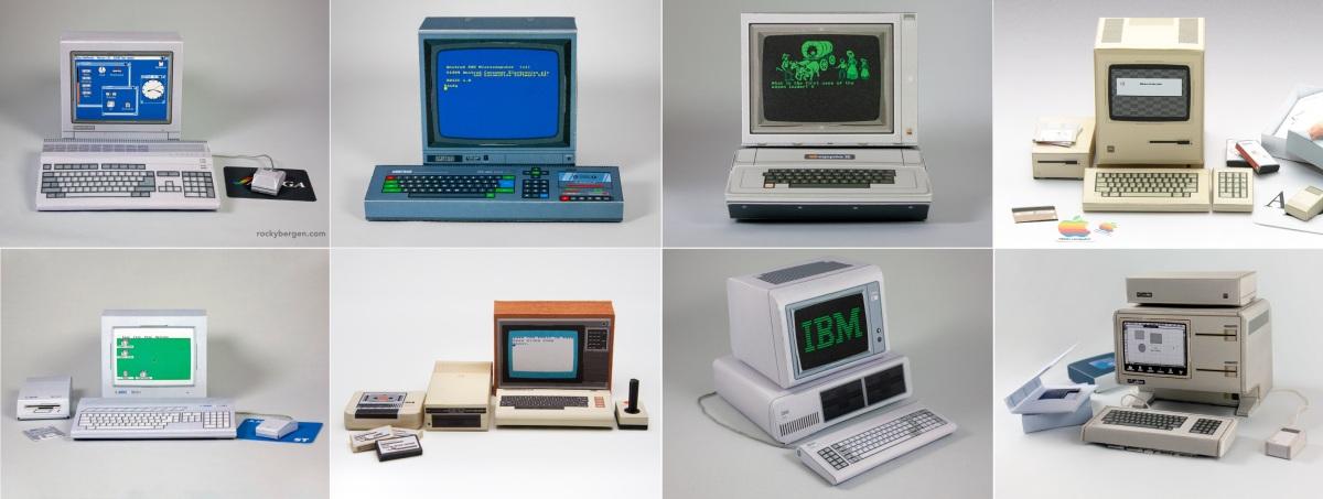 Free vintage computers