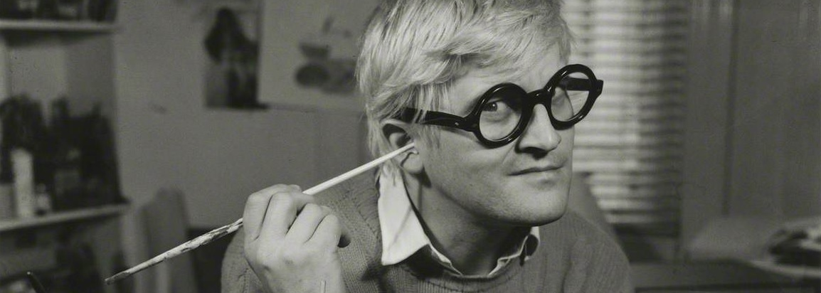Happy birthday Mr Hockney