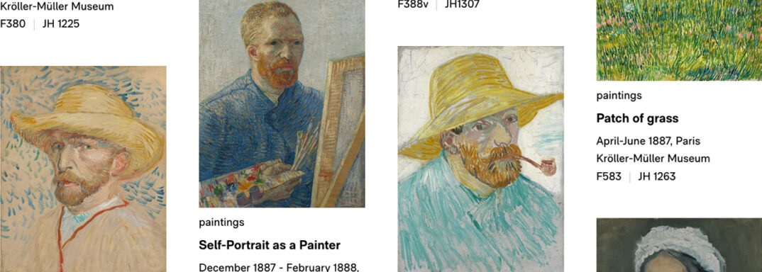 Worldwide Van Gogh