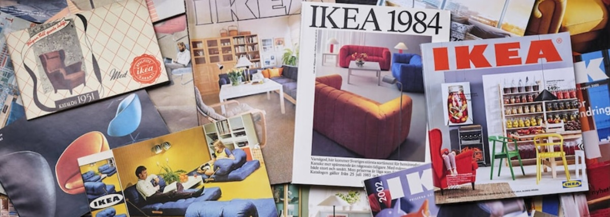 So, farewell then, IKEA catalogue